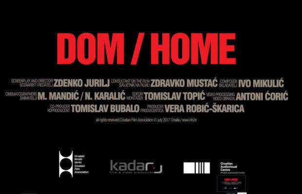 documentary film Home by Zdenko Jurilj