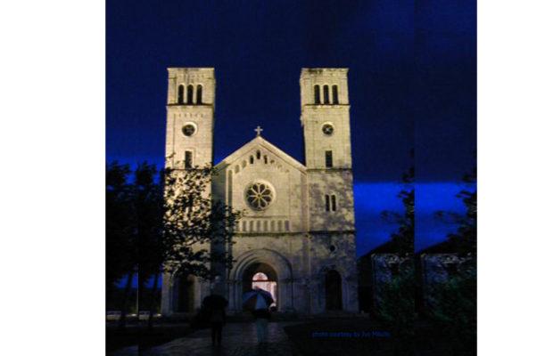 Siroki Brijeg crkva Široki foto by Ivo Mikulic